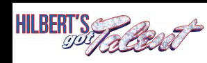 Hilbert's Got Talent Logo